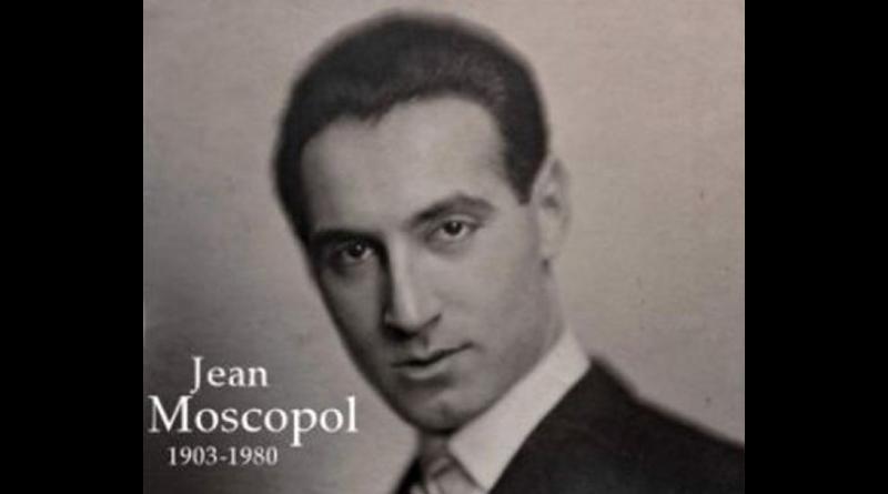 Titus Andrei despre neuitatul Jean Moscopol
