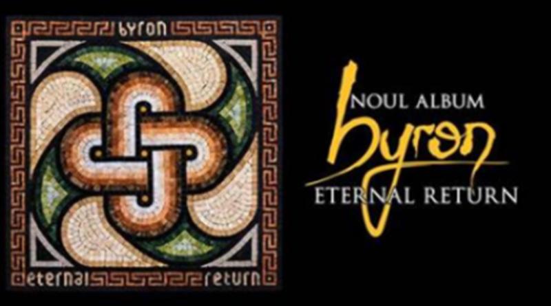 byron lansează noul album Eternal Return pe 29 noiembrie la București. Noi concerte la Bacău și Timișoara!