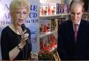 """Corina Chiriac a lansat la Gaudeamus cartea """"Căutând iubirea"""""""