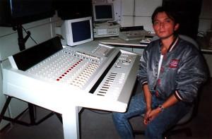 În 1994 (Arhivă familia Căplescu)