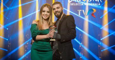 """""""Yodel it"""" a duetului Alex Florea si Ilinca va reprezenta Romania la Eurovision"""