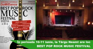 Festivalul Best Pop-Rock te trimite direct în finala Festivalului Mamaia Copiilor. Vezi cum și ….înscrie-te în concurs!