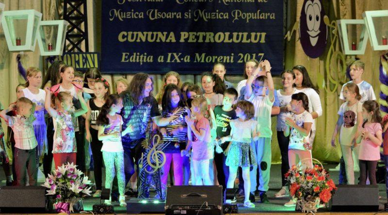 Festivalul Cununa Petrolului de la Moreni și-a desemnat câștigătorii