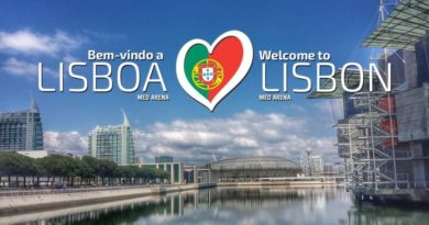 Eurovision 2018 va avea loc la Lisabona în 8, 10 și 12 mai