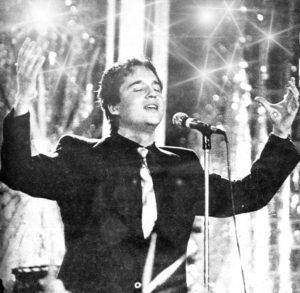 """In 1993, la Festivalul """"Aurelian Andreescu"""""""