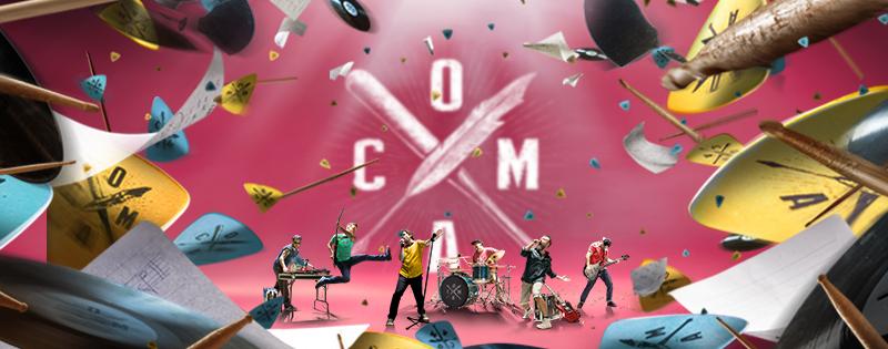 Concert Coma – Light/Acustic in Hard Rock Cafe