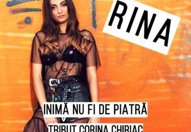 """RINA, noua descoperire a lui Randi, lansează un cover la piesa """"Inimă nu fi de piatră"""""""