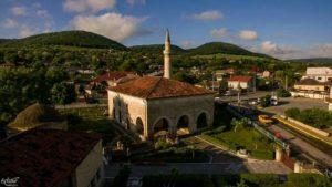 Babadag - oraşul natal al lui Denis Ştefănescu. Fotografie preluată de pe Pagina Facebook CNIPT Babadag