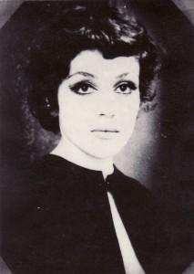 corina chiriac in 1970