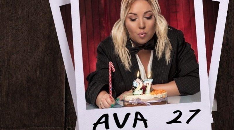 """AVA lansează versiunea în limba engleză a piesei """"Tot mai Rece"""""""
