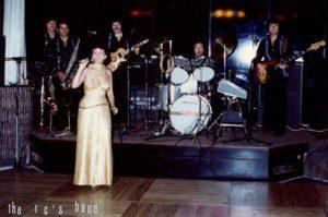In 1981, la Damasc, alături de RC's Band, condusă de Radu Constantin.