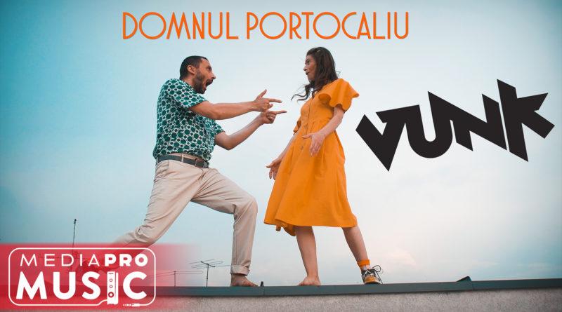 """VUNK lansează """"Domnul Portocaliu"""", o poveste de dragoste ca-n filmele anilor'50"""