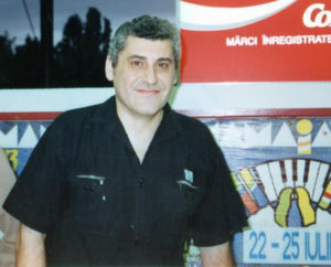 Anton Şuteu la Mamaia'92 (sursa: discogs.com)