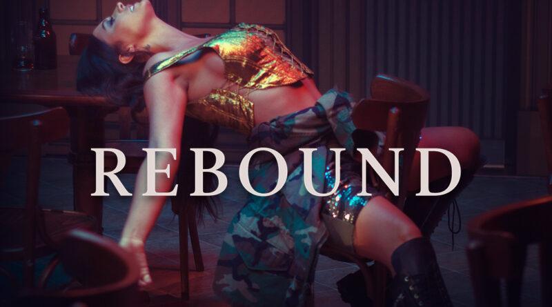 "Antonia lansează singleul ""Rebound"""