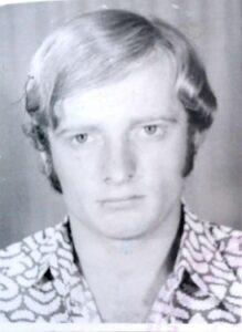 Francisc Reiter în tinereţe!