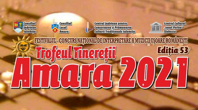 Festivalul Trofeul Tinereții de la Amara, la început de septembrie. Preselecția: 10 august!